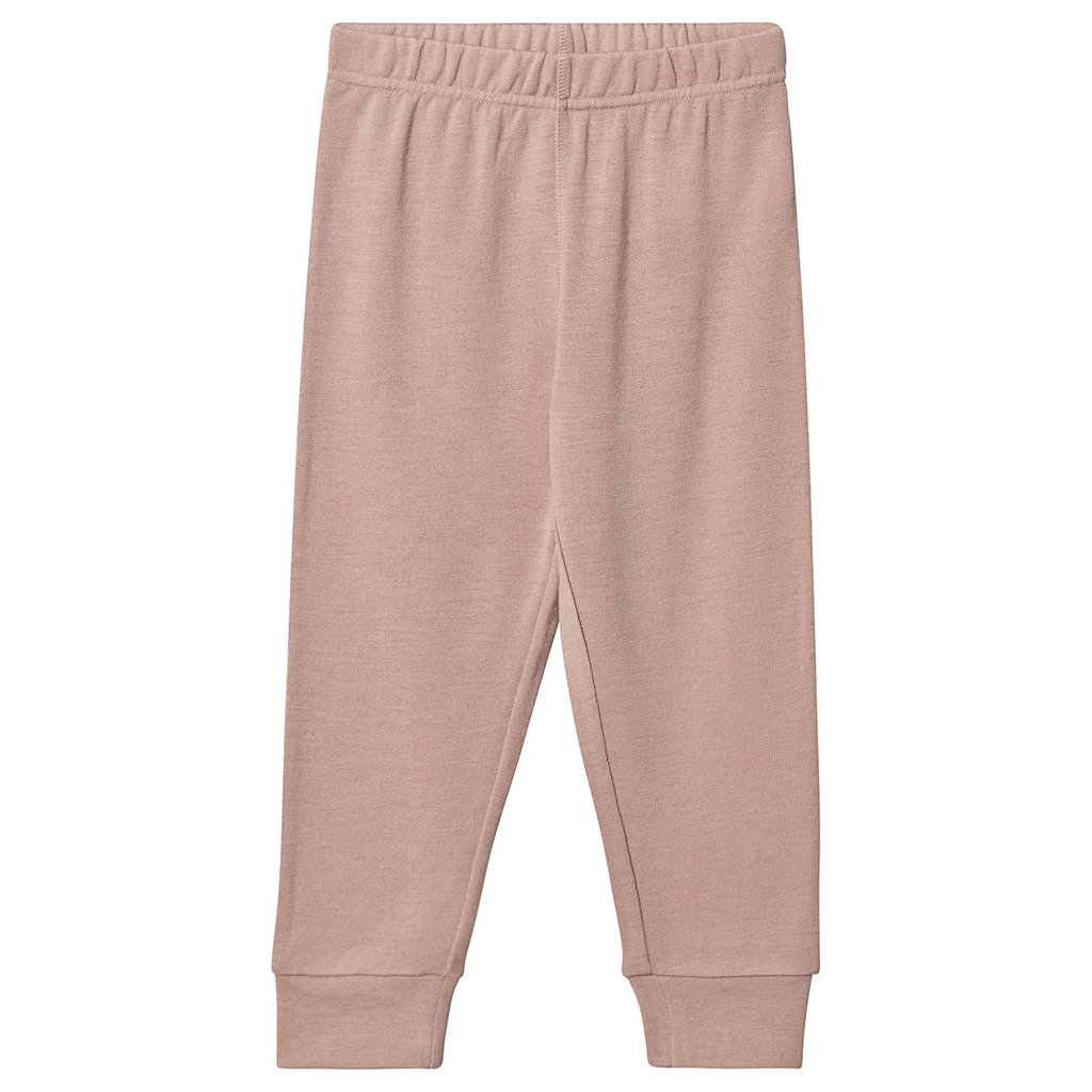 Kuling Wool Terry Pants Pink