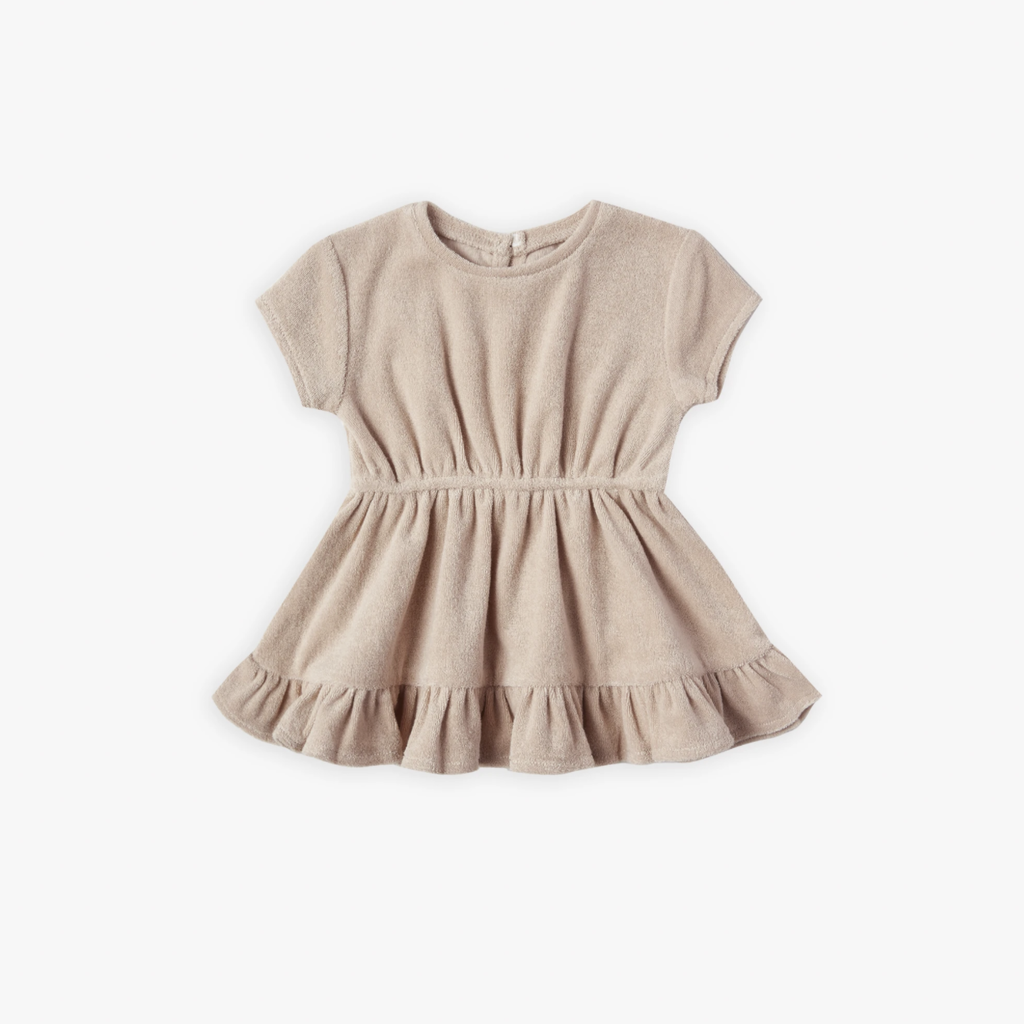 Quincy Mae Terry Dress