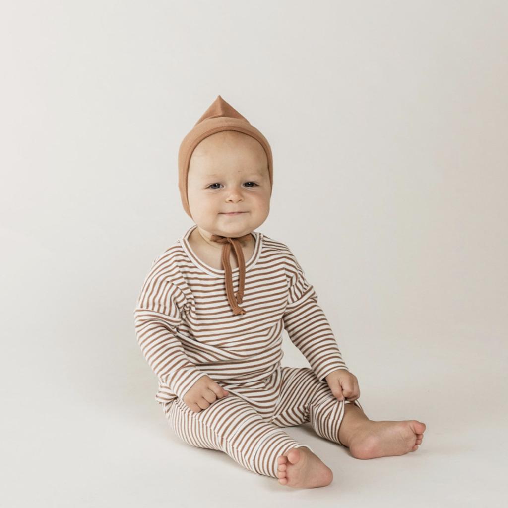 Quincy Mae Longsleeve baby Tee