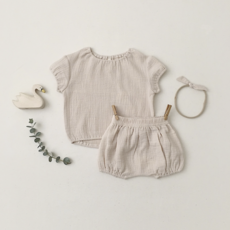 Quincy Mae Woven Bloomer
