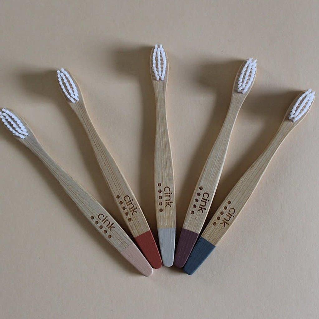 Cink bamboo toothbrush