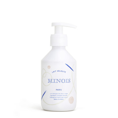 Minois Gentle facial cleansing and soothing milk