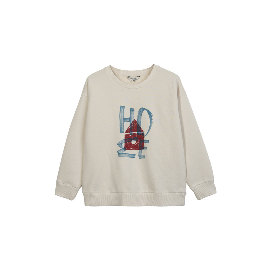 Barn of Monkeys Beija Flor Printed Sweatshirt