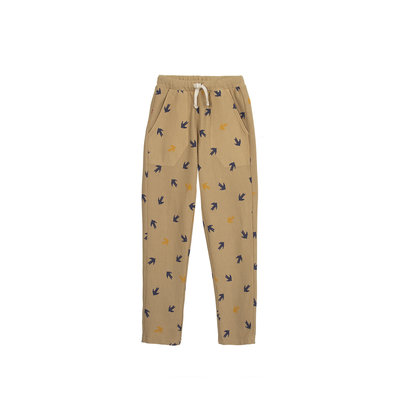 Barn of Monkeys Swallow Printed basic Pants
