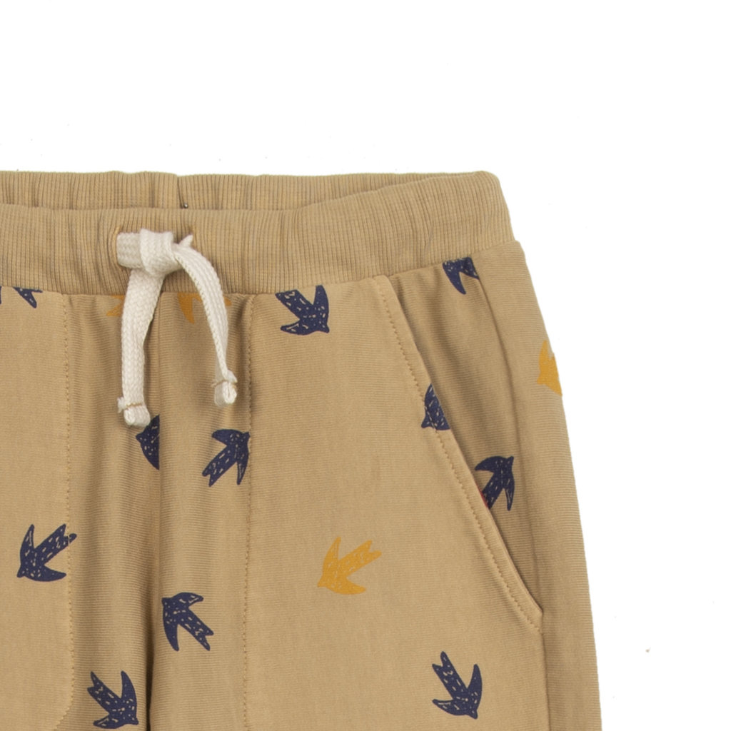 Barn of Monkeys Swallow Printed basic Pants