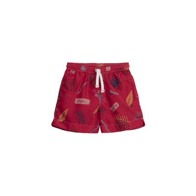 Barn of Monkeys Nature Printed Swimshorts