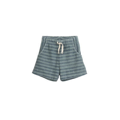Barn of Monkeys Striped Shorts