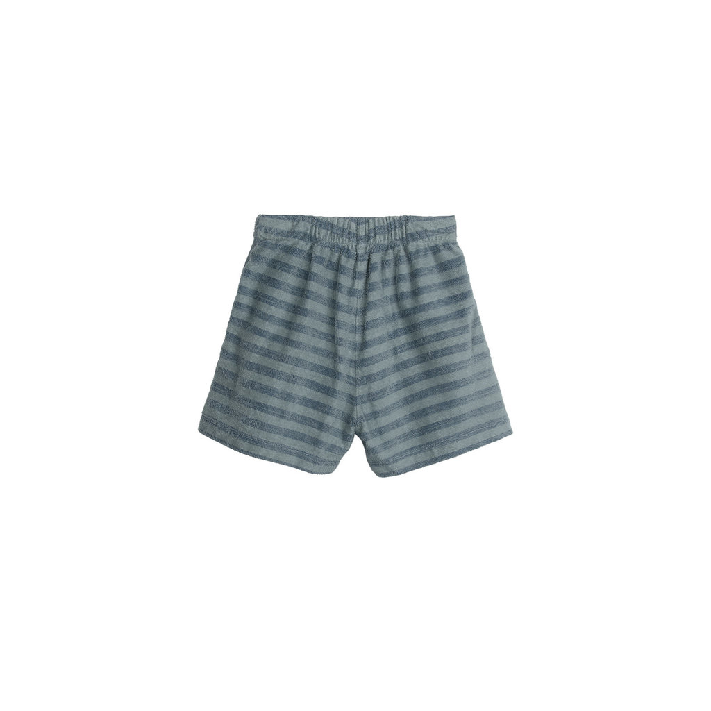 Barn of Monkeys Striped Shorts