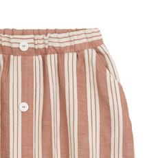 Barn of Monkeys Striped Midi Skirt