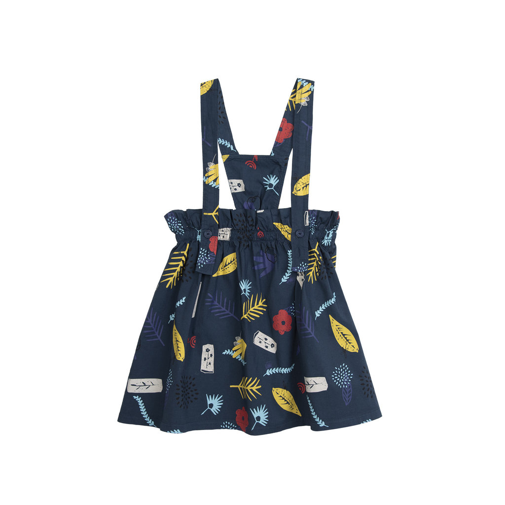 Barn of Monkeys Nature Skirt with Straps