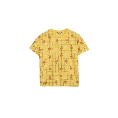 Barn of Monkeys Flowers T-Shirt