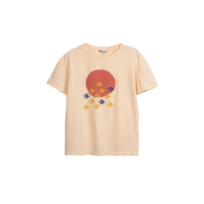 Barn of Monkeys Sunset T-Shirt