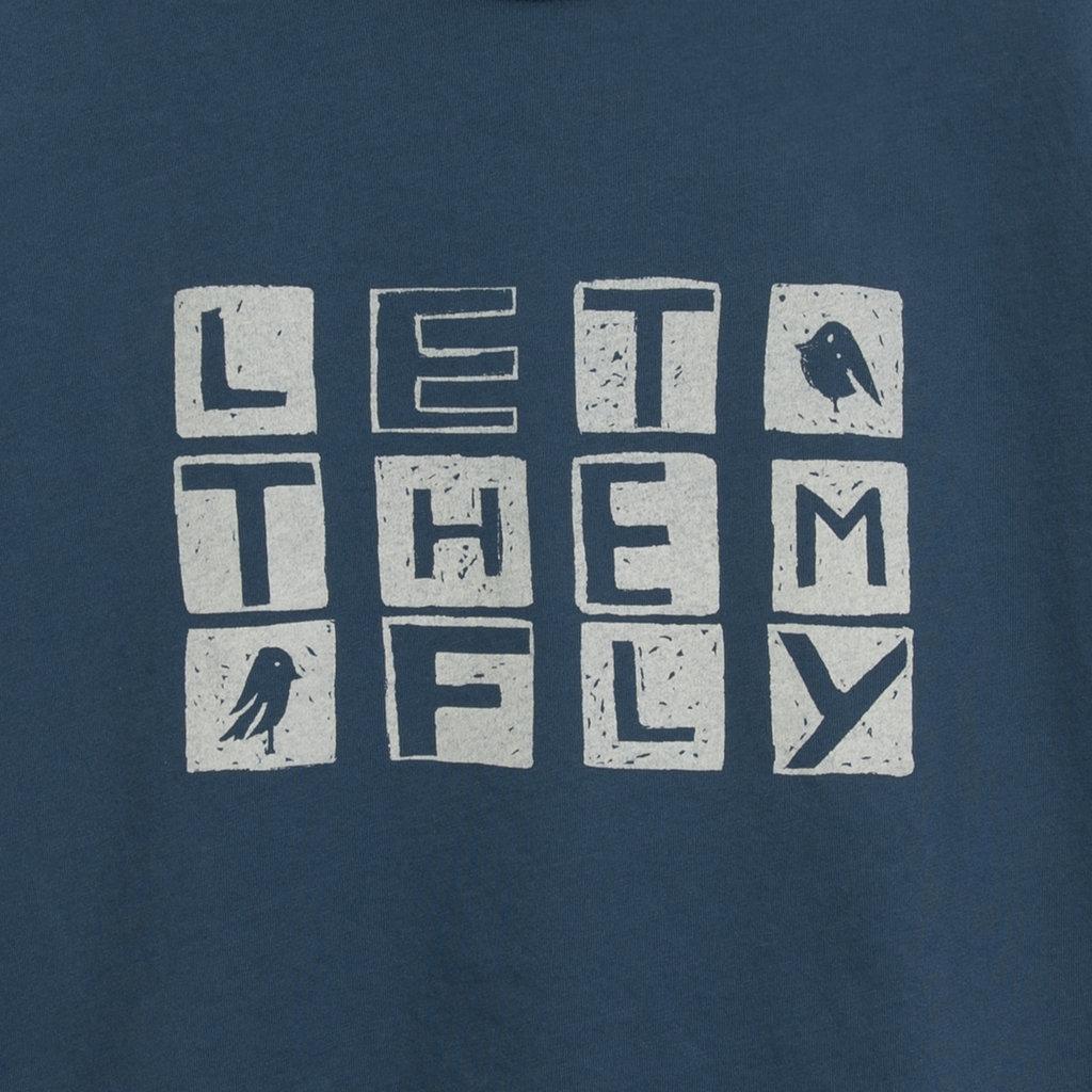 Barn of Monkeys Let them Fly T-Shirt