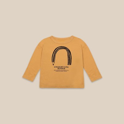 bobo choses Straight line Long Sleeves T-Shirt