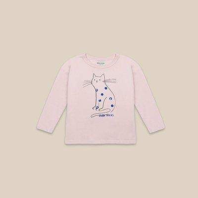 bobo choses Cat Long Sleeves T-Shirt