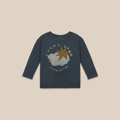 bobo choses Lucky Star Long Sleeves T-Shirt