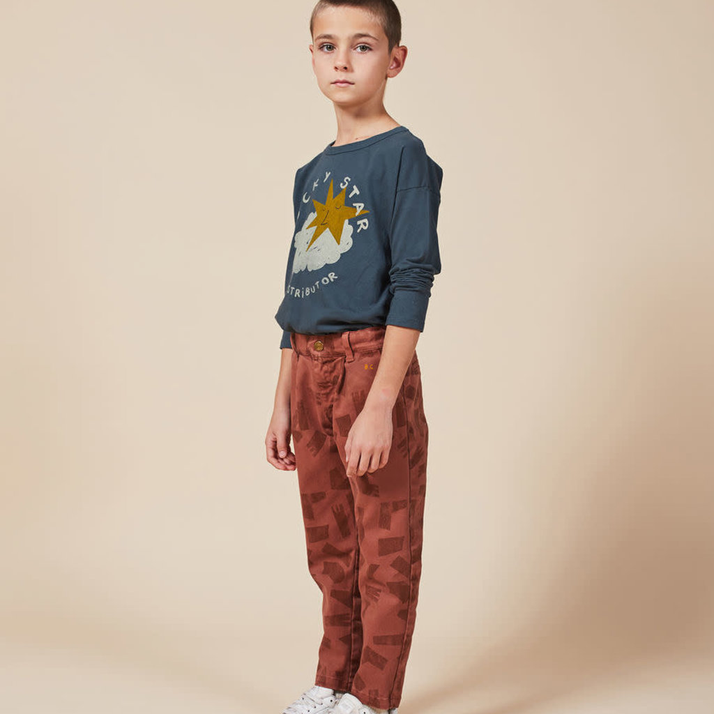 bobo choses  Lucky Star Long Sleeves T-Shirt