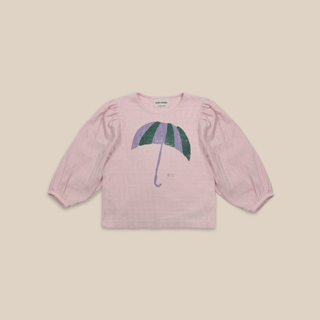 bobo choses Umbrella Girl T-Shirt