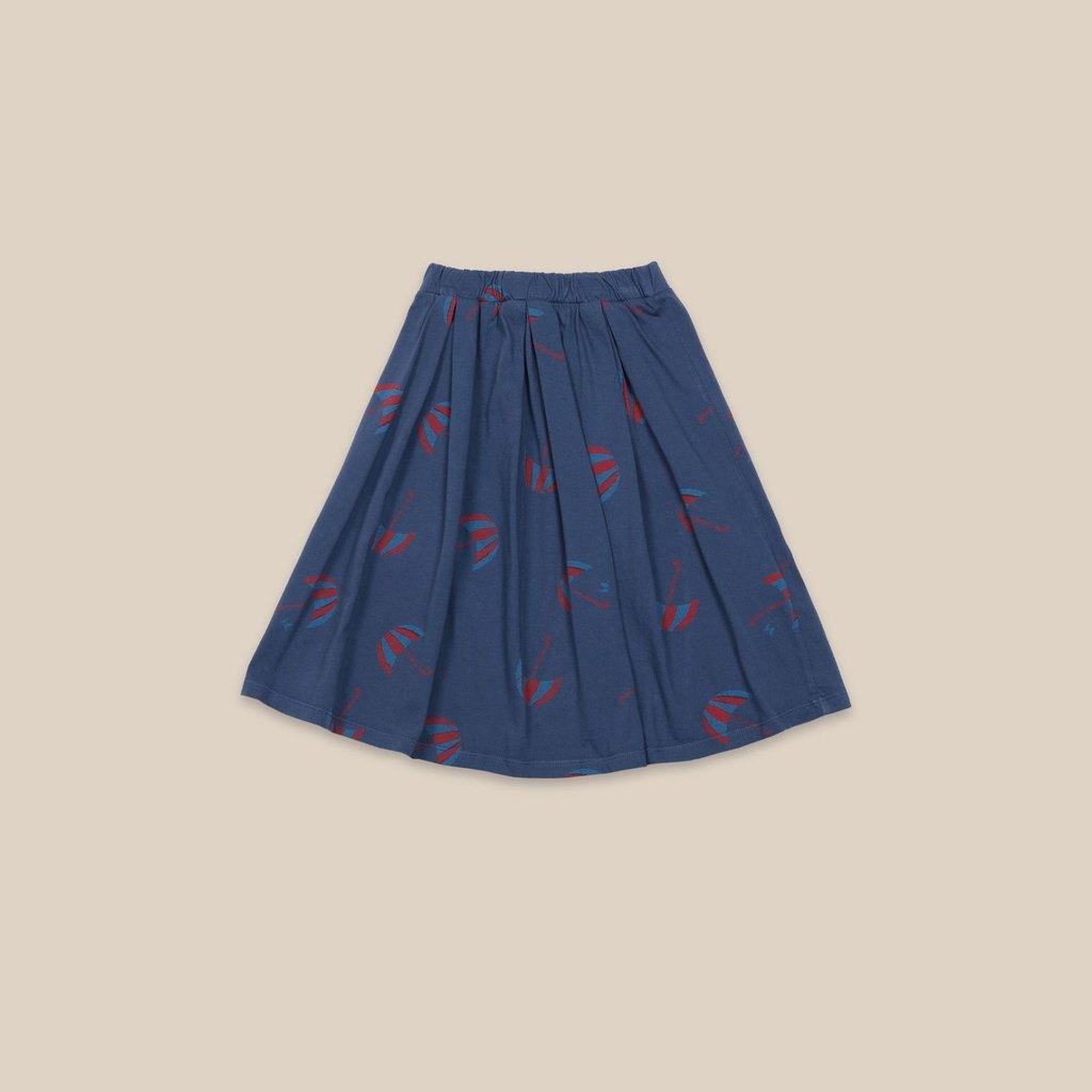 bobo choses Umbrellas All over Skirt