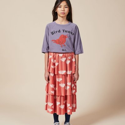 bobo choses Clouds All over Skirt