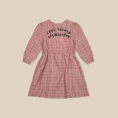 bobo choses Grid Woven Dress