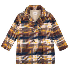 The new society Check coat