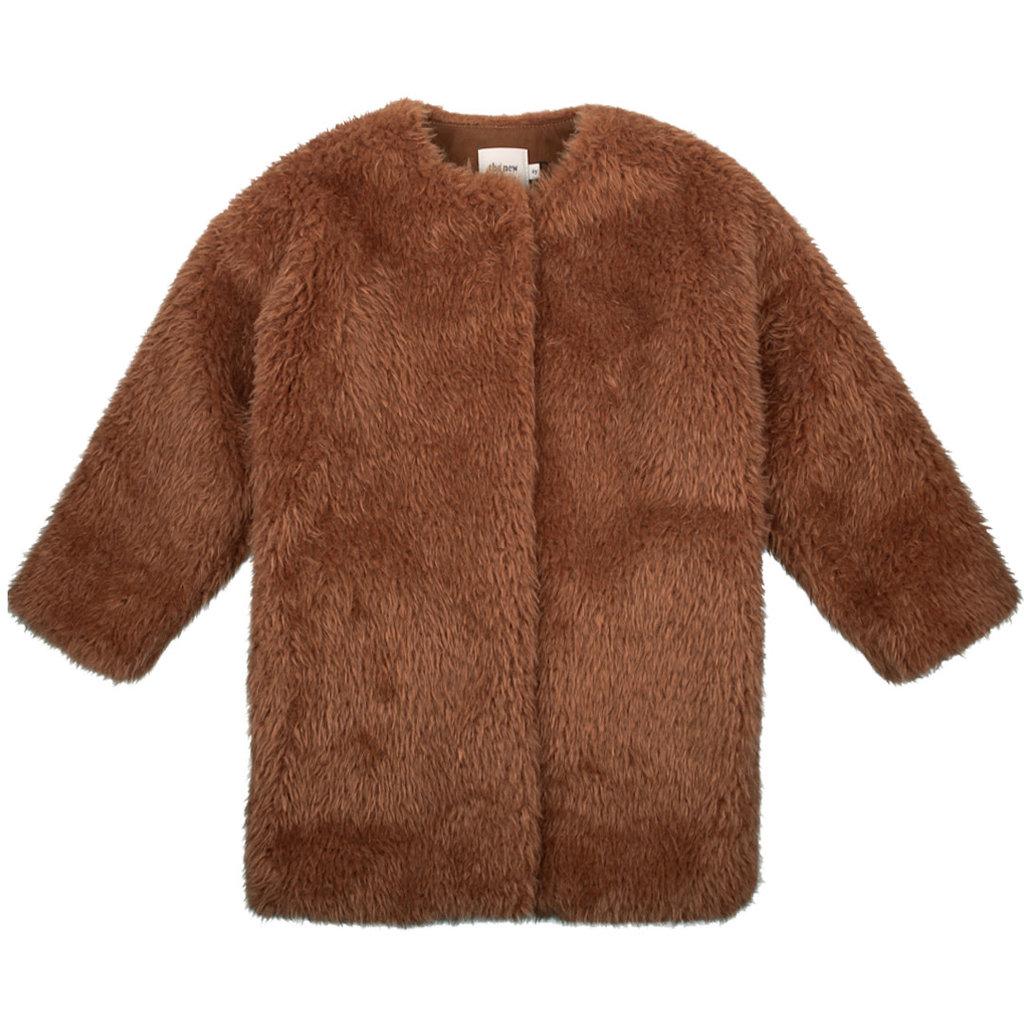 The new society Fur coat