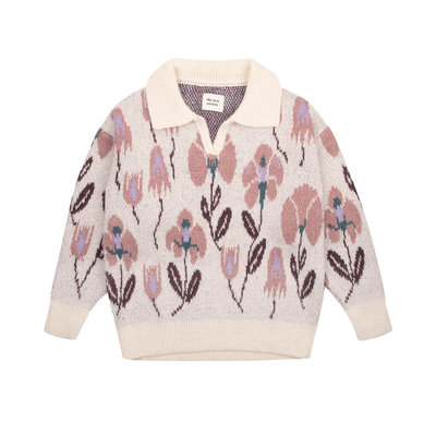 The new society Matilde Knit Jumper