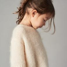 Belle Enfant Boxy mohair sweater