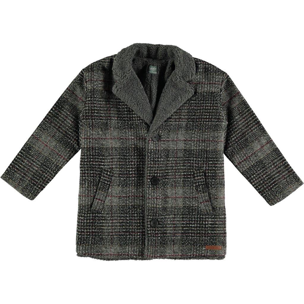 tocoto vintage Oversize plaid coat