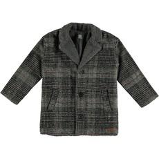 tocoto vintage Tocoto Vintage Oversize plaid coat AW20-W60820