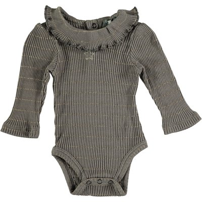 tocoto vintage Ribbed Baby Onesie