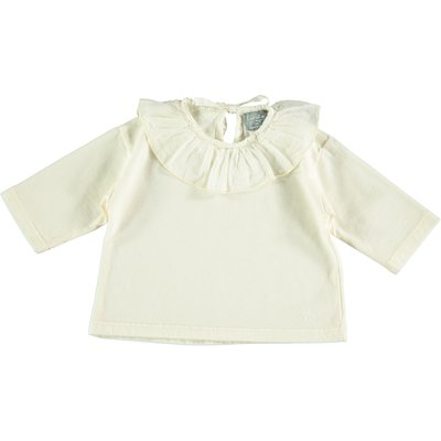 tocoto vintage Baby Collar T-Shirt