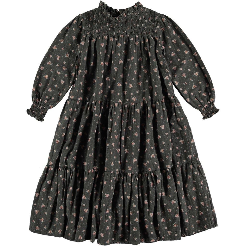 tocoto vintage Tocoto Vintage Flower Print Dress AW20-W32120