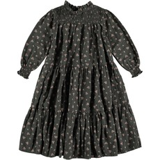 tocoto vintage Flower Print Dress