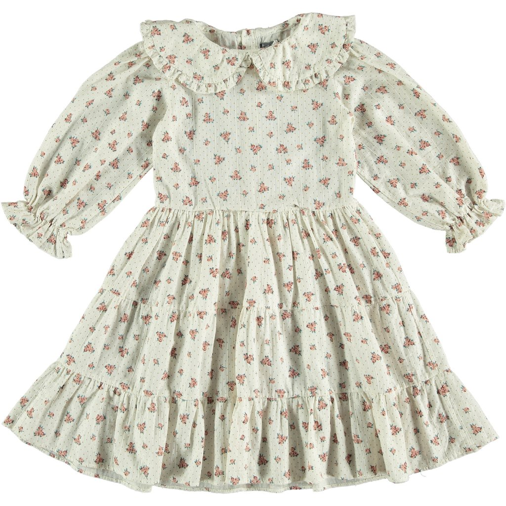 tocoto vintage Tocoto Vintage Flower print dress AW20-W32420