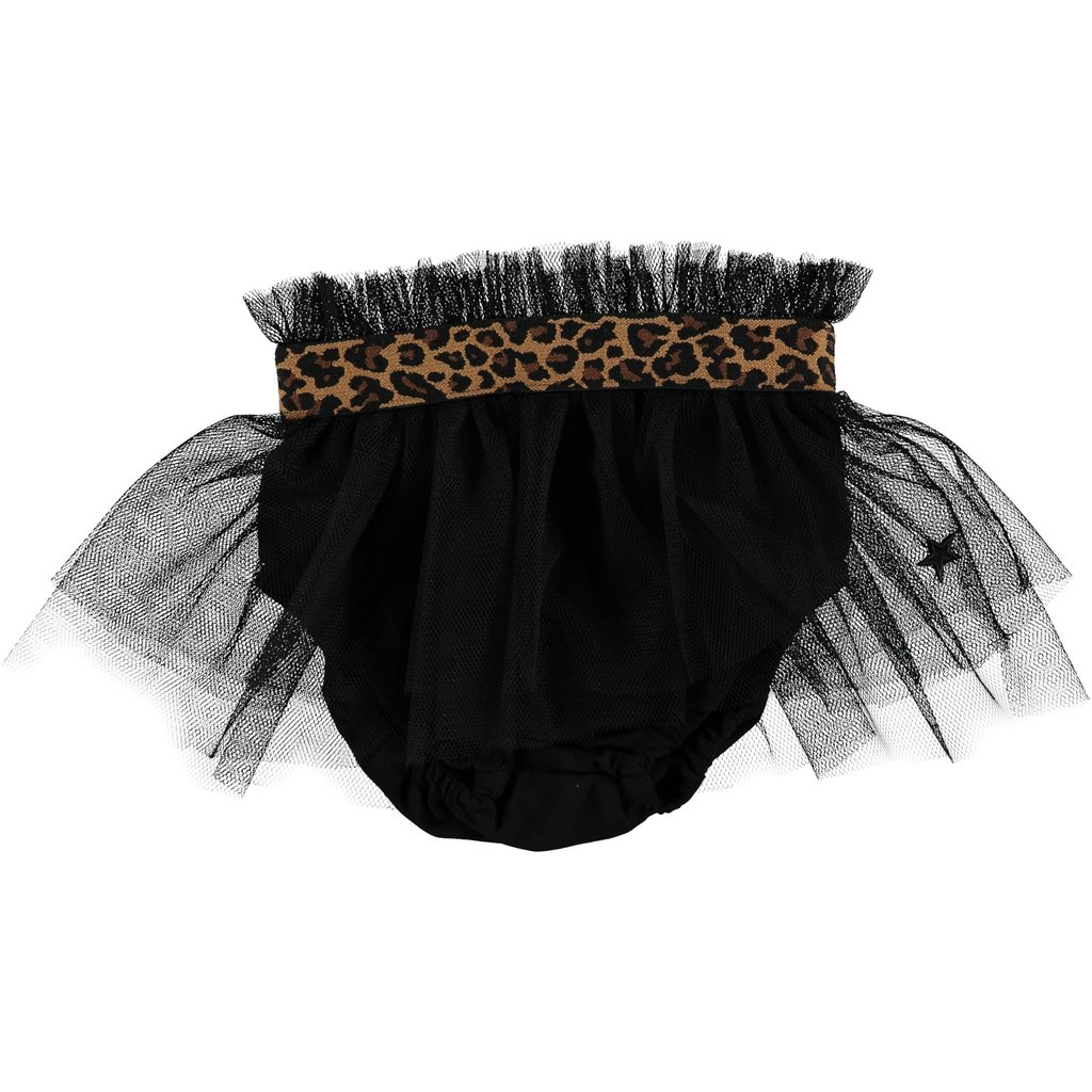 tocoto vintage Tocoto Vintage Tulle Bloomer AW20-W30920