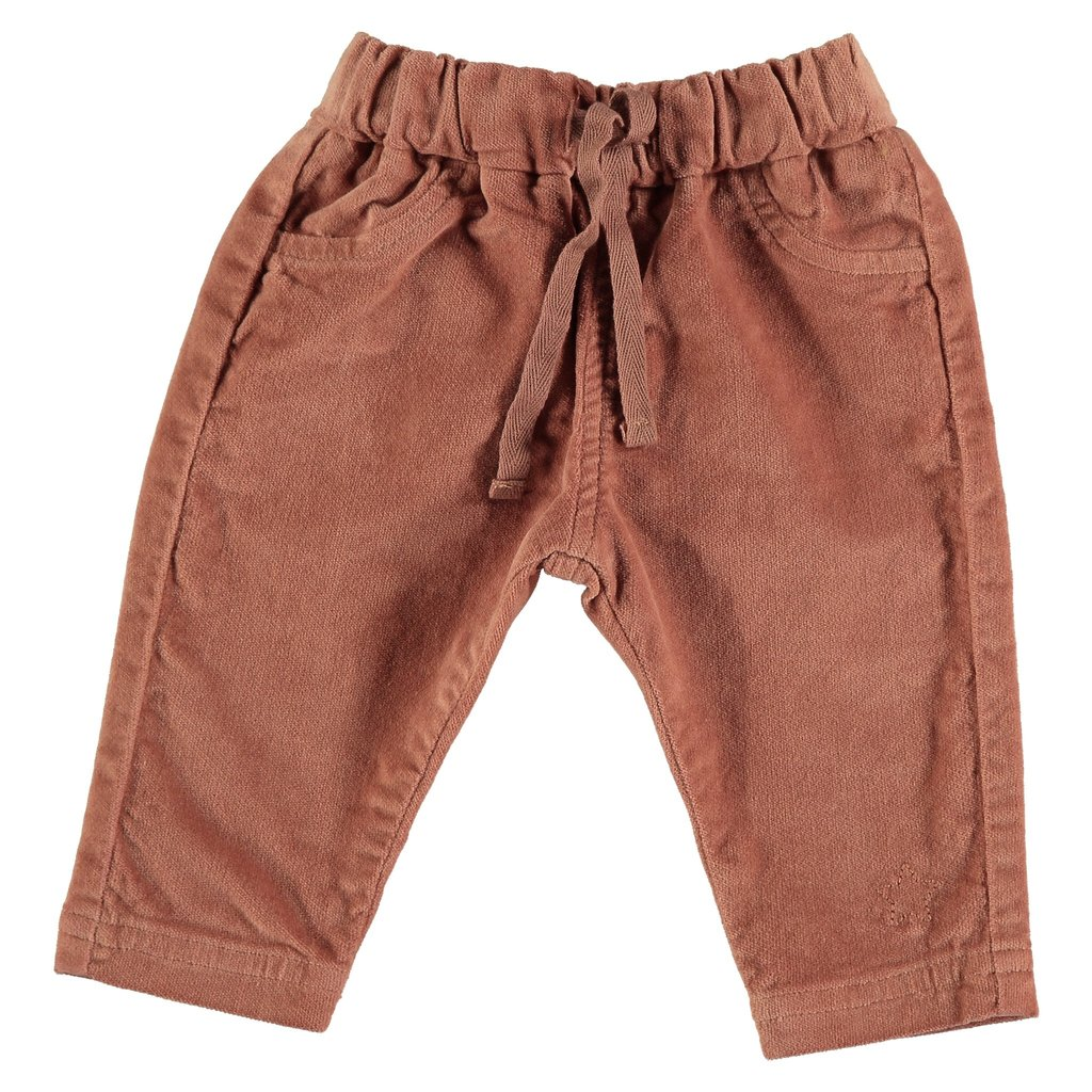 tocoto vintage Baby Velvet pants
