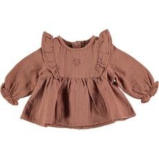 tocoto vintage Tocoto Vintage Striped blouse AW20-W90420