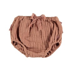 tocoto vintage Tocoto Vintage bloomer with lace AW20-W13020