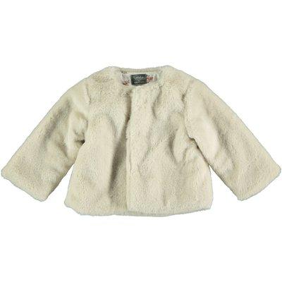 tocoto vintage Fur baby coat