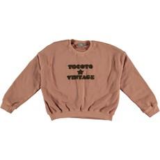 tocoto vintage oversize sweatshirt