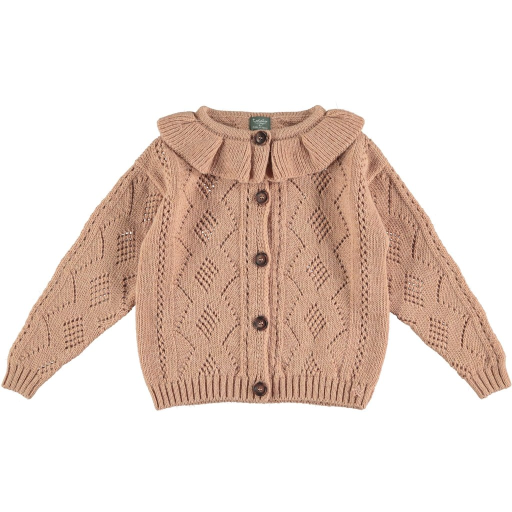 tocoto vintage Tocoto Vintage Knitted cardigan AW20-W50620