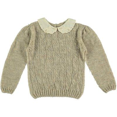tocoto vintage Tocoto Vintage Collar Sweater AW20-W50220