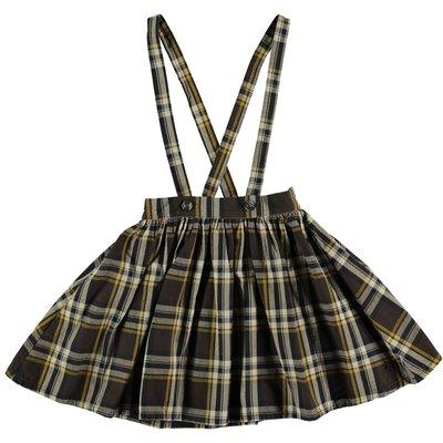 tocoto vintage Tocoto Vintage Tartan plaid skirt AW20-W30520