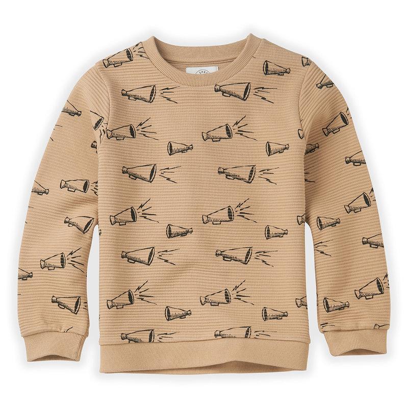 Sproet & Sprout Megaphone Sweatshirt