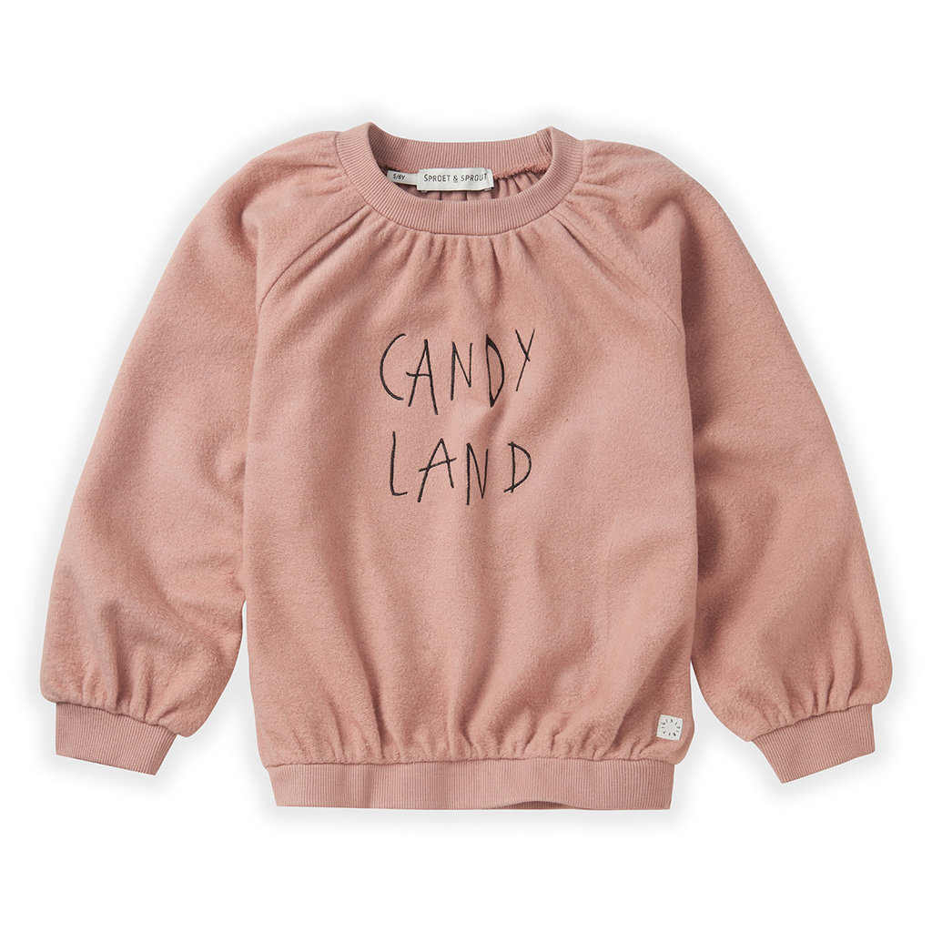 Sproet & Sprout Brushed Candy land Sweatshirt