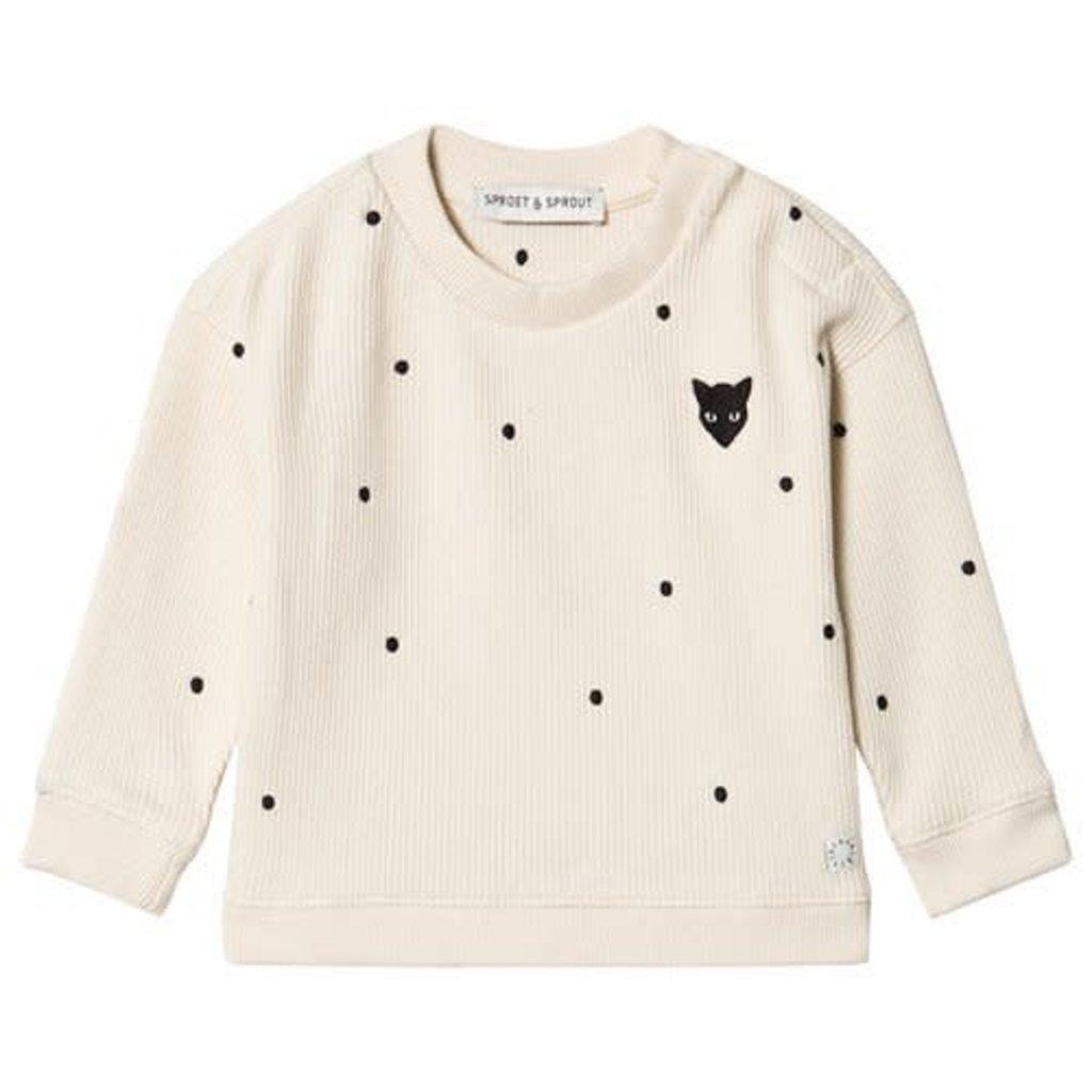 Sproet & Sprout Dots Basic Sweatshirt