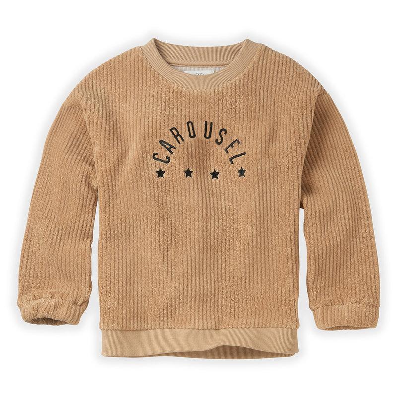 Sproet & Sprout Carousel Terry Sweatshirt