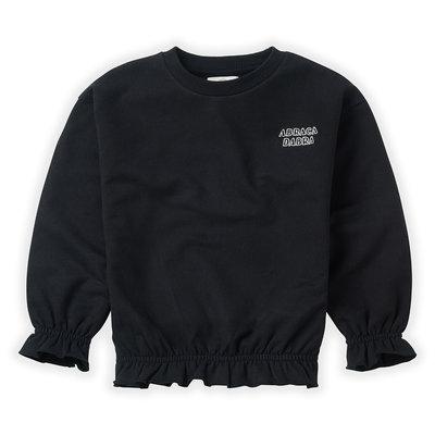 Sproet & Sprout Ruffle Sweatshirt